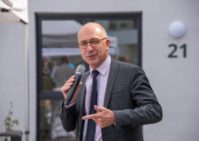 Bürgermeister Bert Spilles